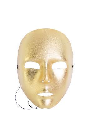 Ansiktsmask, Guld