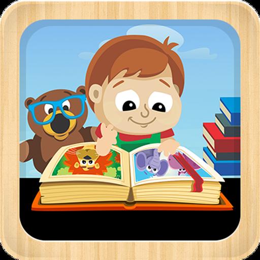 字匹配遊戲的孩子 教育 LOGO-玩APPs