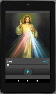 The Chaplet of The Divine Mercy Audio English- screenshot thumbnail