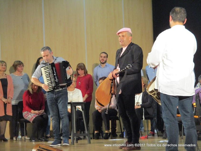 Celebrouse na tarde do domingo 9 de abril no Auditorio Municipal do Rosal