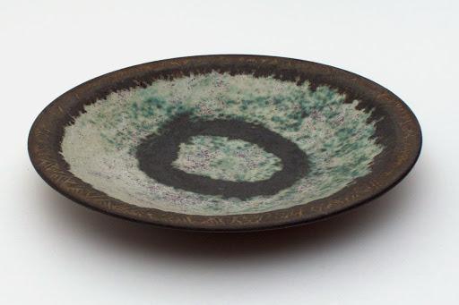 Chris Carter Ceramic Charger 19