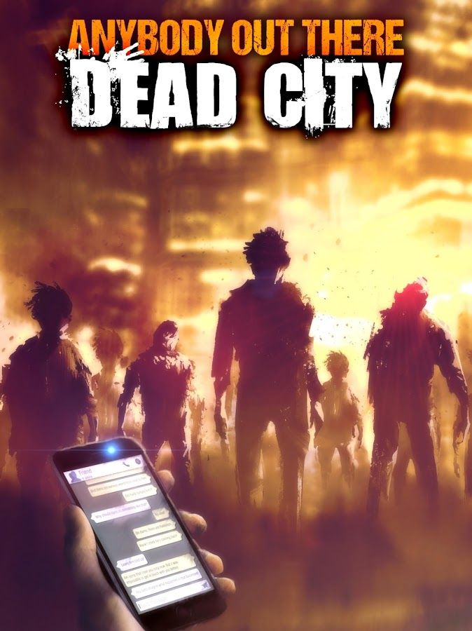 Anybody Out There: Dead City- screenshot