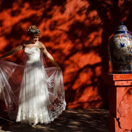 Fotógrafo de bodas Uriel Coronado (urielcoronado). Foto del 04.12.2017