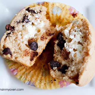 Chocolate Chip Surprise Muffins