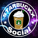 Starbuck Social Network, Coupons, Games Starbucks icon