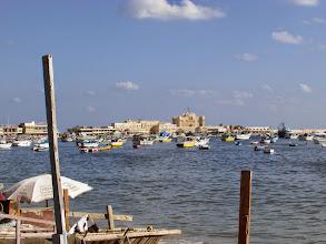 Photo: en esta bahía quieren construir un museo submarino. hay miles de piezas identificadas en el lecho del mar