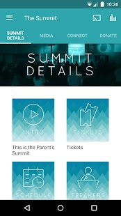 The Parent's Summit- screenshot thumbnail