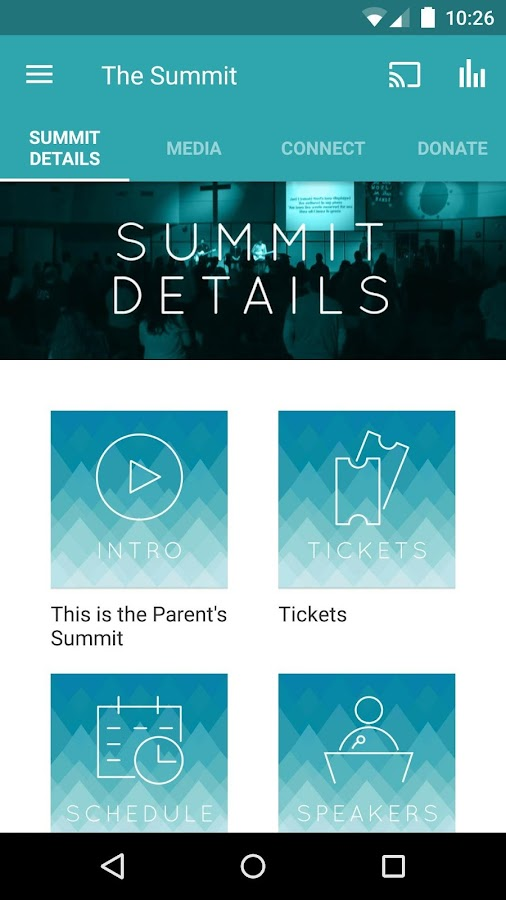 The Parent's Summit- screenshot