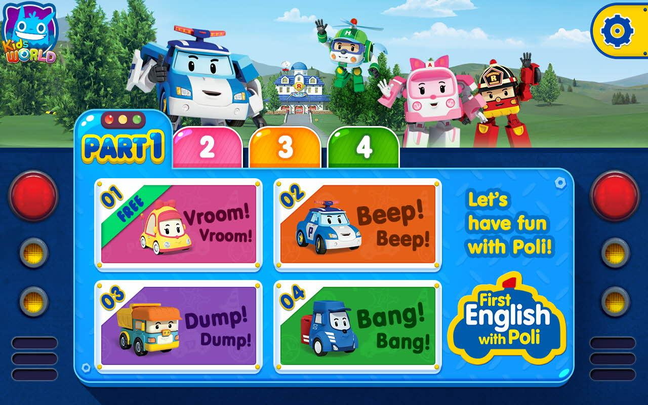 First English With Poli Android Apps On Google Play