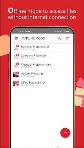 CloudMAX screenshot 2