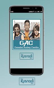 Lagu Gamaliel Audrey Cantika - Seberapa Pantas - náhled