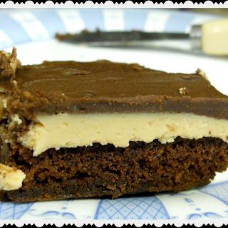 Gluten Free Almond Butter Truffle Brownies