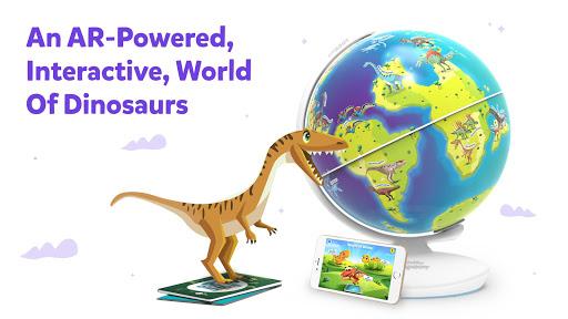 Orboot Dino AR by PlayShifu android2mod screenshots 1
