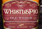 Whistle Pig 12 Year