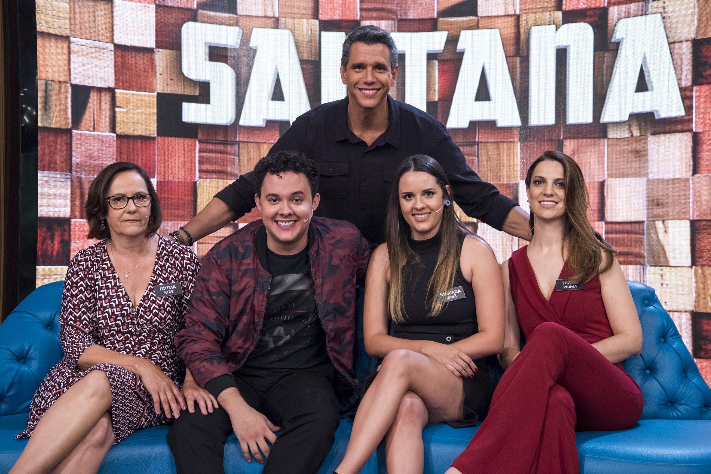 'Tamanho Família' recebe Mumuzinho e Gui Santana