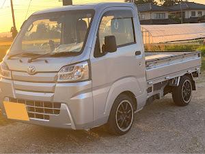 ハイゼットトラックのカスタム事例画像 トタン屋さんさんの2020年05月09日05:53の投稿