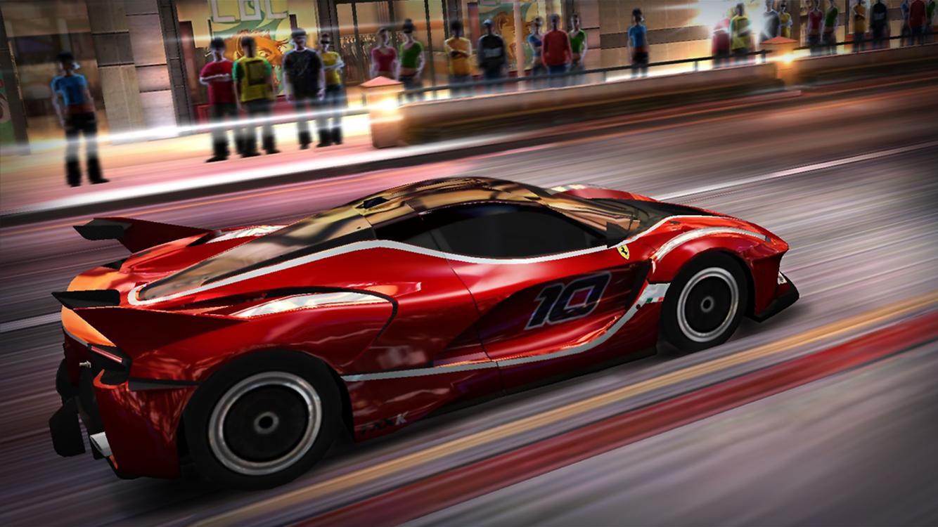 CSR Racing- ekran görüntüsü