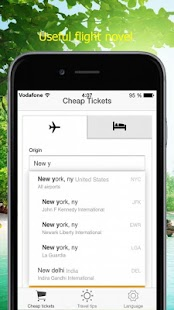 Airline Tickets Cheap- screenshot thumbnail