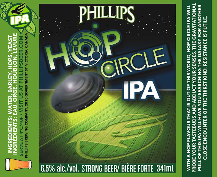 Logo of Phillips Hop Circle IPA