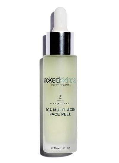 TCA Lactic & Glycolic Face Peel จาก StackedSkincare