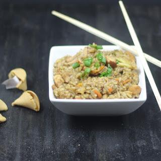 Instant Pot Chicken Teriyaki.
