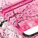 Fleurs de cerisier GO Keyboard icon