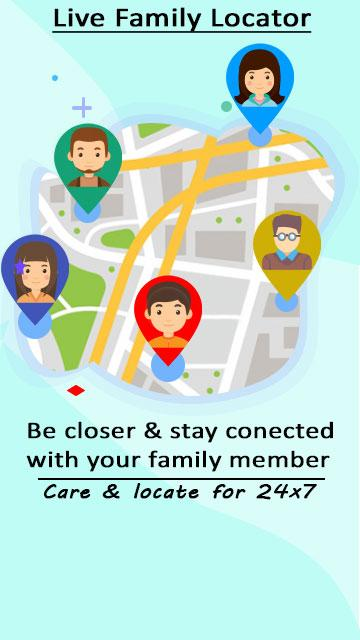 Locate : Family Locator - GPS Tracker – (Android Ứng dụng
