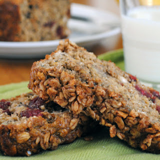Oatmeal Banana Bread