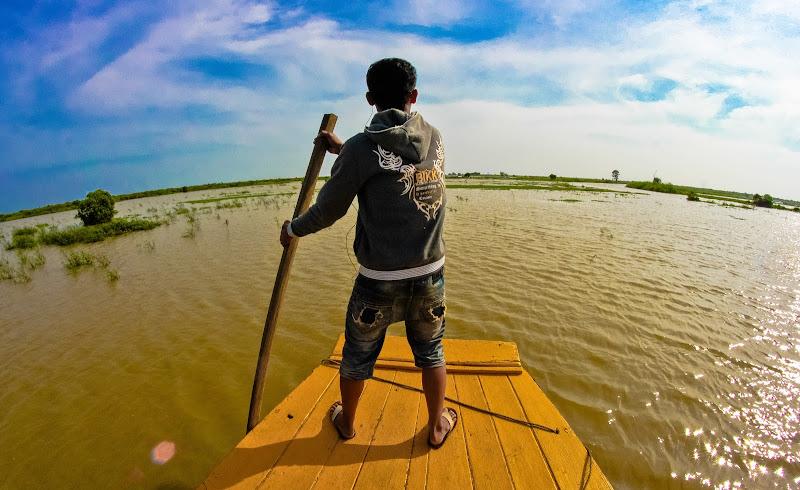 sul fiume Mekong di AdrianoPerelli