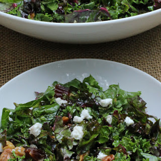 Middle Eastern Kale Salad