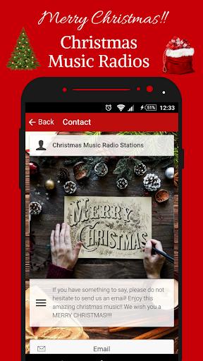 christmas radio station music app radio fm free hd screenshot 3 - Christmas Radio Station Fm