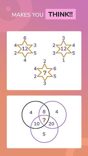 Math Games - Math Puzzles , Best Riddles & Games screenshots 5