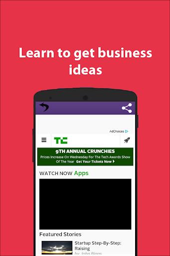 玩免費新聞APP|下載Startup Entrepreneur app不用錢|硬是要APP