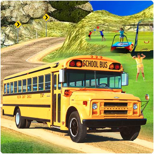 Modern School Bus Driving 3D Simulator (game)