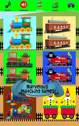 火车游戏的孩子!游离|玩教育App免費|玩APPs