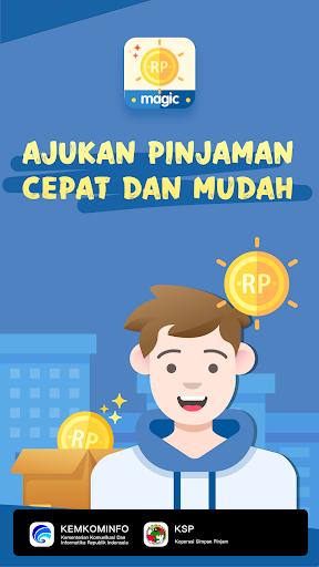 Tunai Magic Pinjaman Uang Tunai Dana Cash  screenshots 1