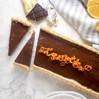 Chocolate Orange Tart Recipes.
