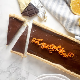 Chocolate Orange Tart Recipes.