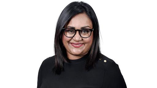 Nishani Singh, commercial transformation director at Avon Justine.