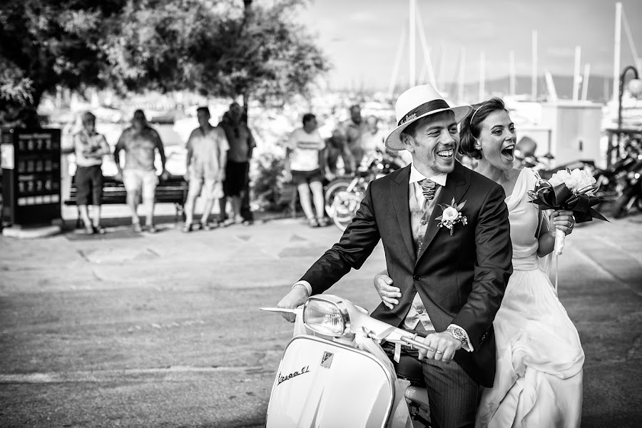 Wedding photographer Daniele Borghello (borghello). Photo of 21.01.2014
