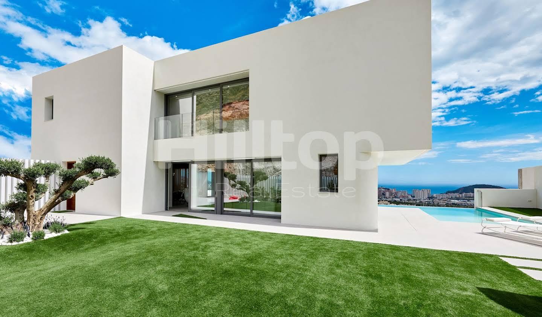 Maison avec piscine et terrasse Alicante