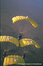 Photo: Voile Contact France 2002 par L.E. du Réau