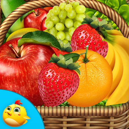 Real Fruits For Kids