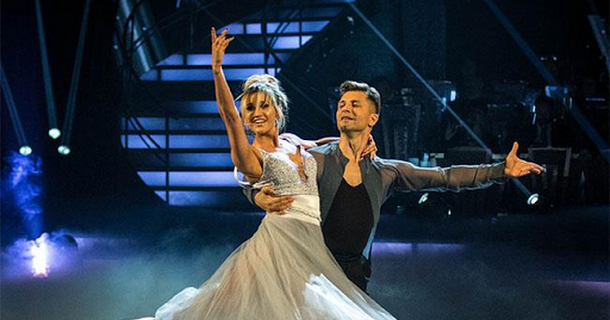 Ashley Roberts 'underestimated' tricky Strictly routines