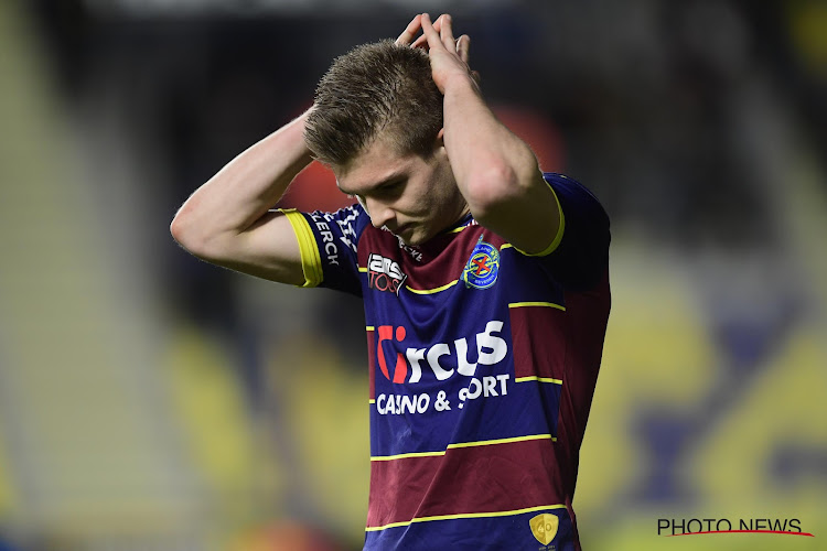 """Immense déception du côté de Waasland-Beveren : """"De loin le jour le plus triste pour moi dans ce club"""""""