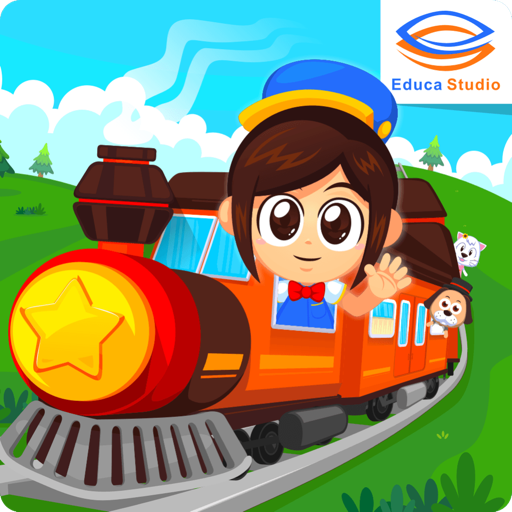 Marbel Train Station - World Tour file APK for Gaming PC/PS3/PS4 Smart TV