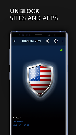 FREE VPN - Unlimited Free Fast VPN for Android 7.3 screenshots 5