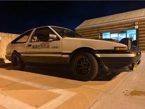 スプリンタートレノ AE86のカスタム事例画像 たかとさんの2020年05月25日21:37の投稿