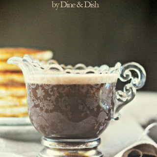 Creamy Chocolate Pancake Syrup Recipe