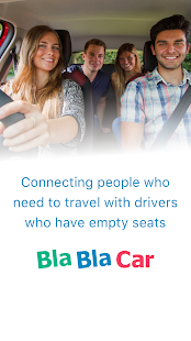 BlaBlaCar, Trusted Carpooling- screenshot thumbnail